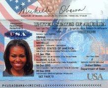 白宫电邮被黑:第一夫人护照与安保措施曝光