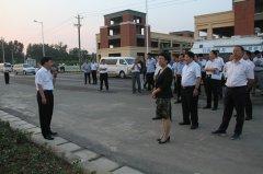 许昌市委副书记王忠梅到我市调研基础教育提升三年攻坚工作