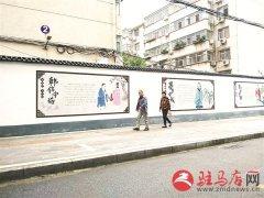 书香社区里   居民乐陶陶
