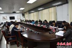 副市长冯玉梅莅临平舆县检查督导教育卫生四项重点工作