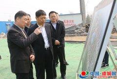 副市长倪玉民到我县调研水污染防治工作