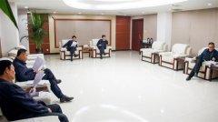 区委书记张书杰专题研究静波宁武园项目、西关社区安置房建设情况