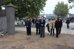 许昌市副市长赵淑红到魏都区实地调研基础教育提升三年攻坚项目