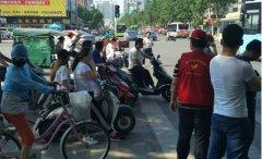 湛北路街道团工委积极开展志愿活动