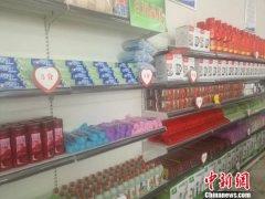 """兰考爱心超市:需求与爱心碰撞出""""爱的火花"""""""