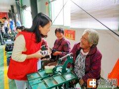 【喜迎十九大 网聚河南扶贫新变化】虞城:一花一尺带动村民家门口就业
