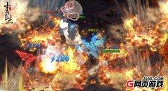 神兽俯首XY游戏《青云志》降服神兽成坐骑
