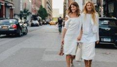 夏天小白裙真的不嫌多,怎么穿都好看!