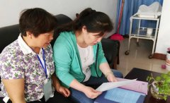 区疾控中心对2017年高招考点进行传染病防控督导