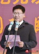 访河南省大程粮油集团股份有限公司总裁刘威