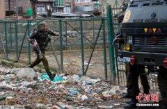 印巴边界交火后紧张关系再升温 两国互禁播电影