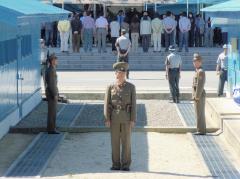 韩国总统朴槿惠首次公开欢迎朝鲜军民投奔
