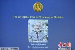 诺奖得主大隅良典出身学术世家 曾获日本学士院奖