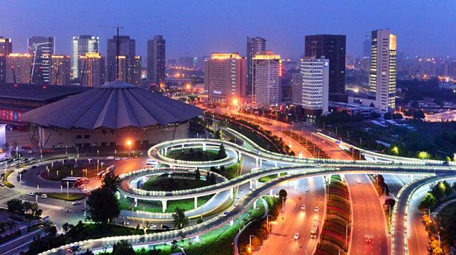 郑州跨境电商突飞猛进 共享经济遍地开花