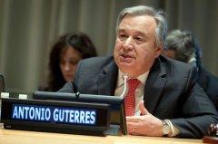 古特雷斯将成为联合国新任秘书长 安理会6日投票