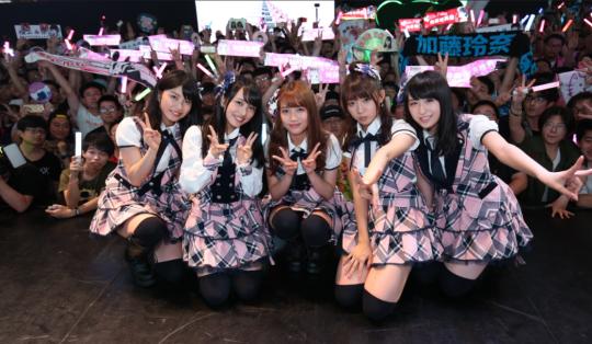 "OPD2C获""AKB48""手游制作与发行权,开启偶像IP时代"