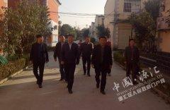 王继周专题调研新型农村社区遗留问题