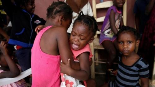 飓风灾害造成的死亡人数持续攀升,然而海地各政府机构和委员会公布死亡人数互异。路透社从地方民防官员取得的死亡统计,确认已有842人死亡。