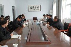市长范晓东调研督导土地卫片执法整改工作