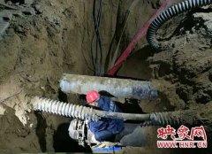 郑州自来水公司接连奋战43小时 全力以赴保障通水