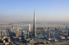 """挑战本国纪录 """"世界第一高楼2.0""""迪拜破土动工"""