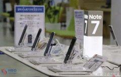 三星全球停售Note7 并要求用户关机停用