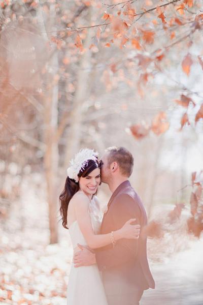 冬天拍婚纱照去哪里 冬天拍婚纱照冷怎么办