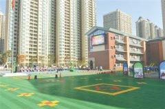 郑州三年内新建100所幼儿园 中小学消除56人以上大班额