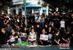 泰旅游局:国丧期仍欢迎游客 但需注意衣着言行