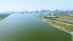 郑州贾鲁河治理初见成效 12座跨河新桥11月底完成