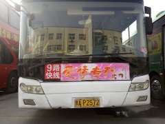 郑州一公交车司机成红娘:班车成爱情专列 9年促13对牵手
