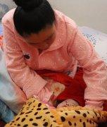 输卵管积水三年致不孕 来长江喜得千金