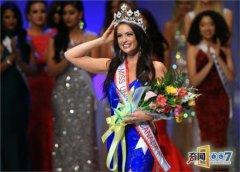 2016年加拿大环球小姐选美冠军出炉