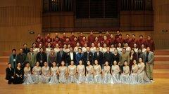 河南省教育厅教师合唱团新春音乐会举行