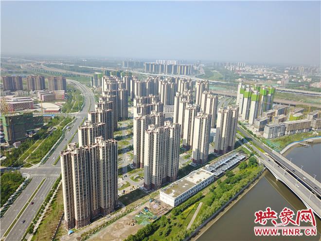 郑东新区已基本建成300万平方米安置房