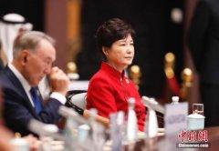 朴槿惠在国会发表施政演说 称将争取任内完成修宪
