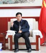 西华县委书记林鸿嘉主持召开专题会议研究加快扶贫项目和资金支出进度工作