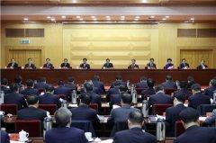 河南省委委员会议审议表决通过部分省辖市党政正职拟任人选