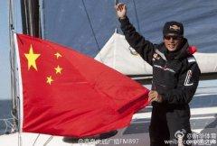 中国职业帆船选手郭川在美国夏威夷海域失联