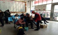 """团县委组织开展""""暖冬行动""""青年志愿服务活动"""