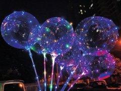 """""""网红气球""""被传爆炸伤人 郑州街头有售"""
