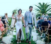菲尔普斯终于自曝结婚照 涮了全球媒体四个月