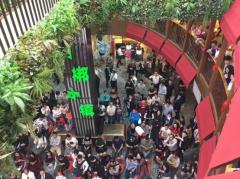 广东首个设计师&匠人原创主题街区叮梆小镇在深圳东门开业