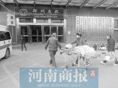 """出生45天的重症患儿转院郑州 郑州、许昌车友接力""""让""""出20分钟"""