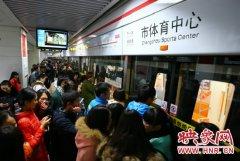 快讯!12月24日平安夜郑州地铁延长运营至零点