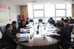 省委常委、宣传部长赵素萍到省委高校工委、省教育厅调研