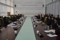 省人大教科文卫委员会到省教育厅调研
