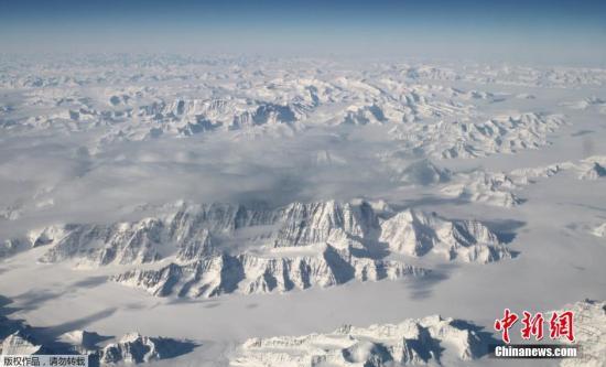 资料图:北极地区。