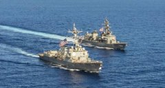日美关岛举行登陆夺岛演习 加强共同应对的能力