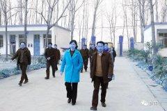 河南省委宣传部新闻出版处处长刘颖到西华县调研脱贫攻坚工作